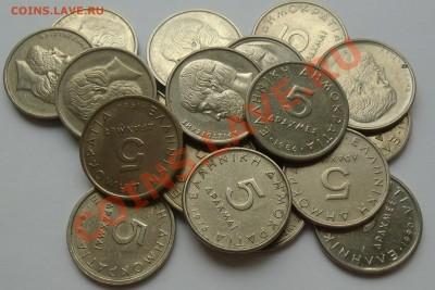 ГРЕЦИЯ <ходячка> 1976-1998 - 006