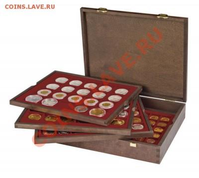Квадратные капсулы для монет QUADRUM - 2494-1_1
