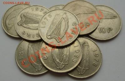 ИРЛАНДИЯ <ходячка> 1969-2000 - 001