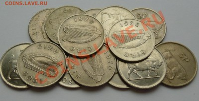 ИРЛАНДИЯ <ходячка> 1969-2000 - 002
