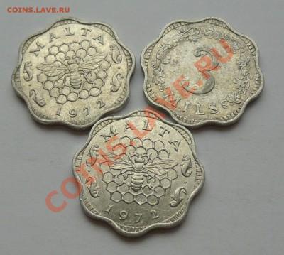 МАЛЬТА <ходячка> 1972-2005 - 008