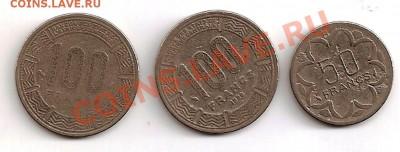 100 франков КАМЕРУНА и ЧАДА. оценка. - сканирование0007