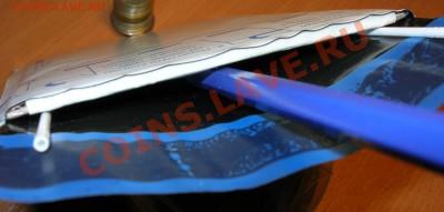 Упаковка монет для пересыла почтой. - DSCN8561.JPG