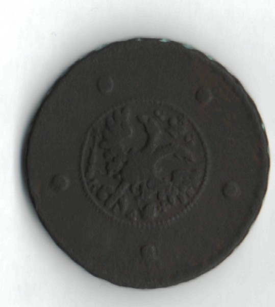 Крестовик 1727 - 11