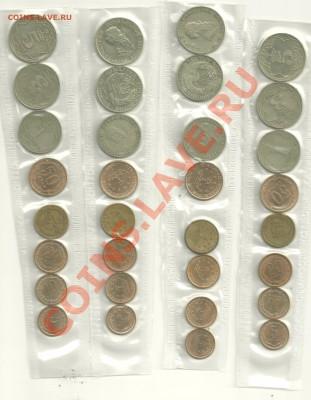 продам монеты таджикистана - таджикистан набор 001