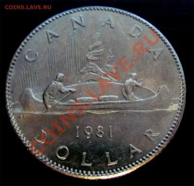 W25 Канада 1$ 1981 Вояджер до 10.02 в 22°° - W25 Canada 1$ 1981_1
