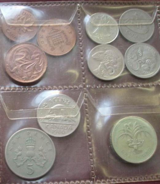 Куплю недорогие монеты иностранных государств. - P1090448