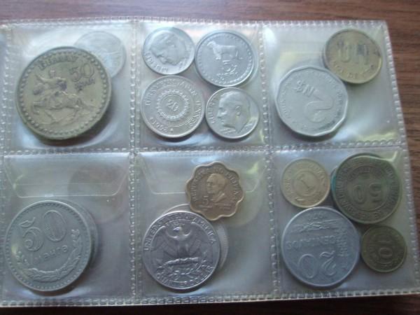 Куплю недорогие монеты иностранных государств. - P1090452