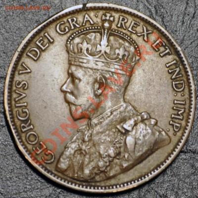 Канада  1 цент  1912г. - до 13.02.2013 - DSC_1448.JPG