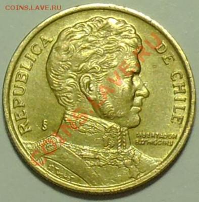 ЧИЛИ - 10 песо 1997 - до 15 февраля - 293