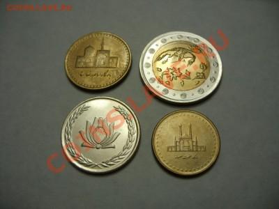 Иран. 4 монеты - Iran1