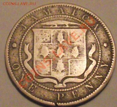Ямайка 1 пенни 1893 До 12.02.13 в 22:00 МСК - DSCF2557.JPG
