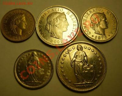 Швейцария-5,10,20,50сант и 1фр.До 16.02. 22.00.мск - P1070034.JPG