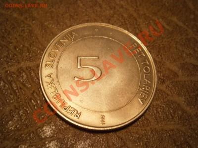 Словения 5 толаров F.A.O. до 14.2.13. в 22-00 мск - P2110722.JPG