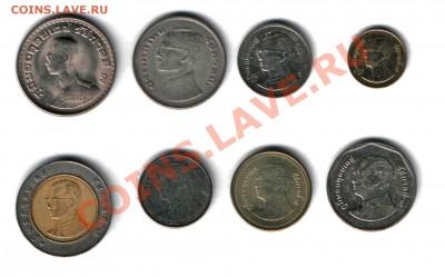 8 монет Таиланда до 15.02 - таил2