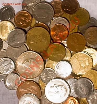 100 иностранных портретных монеты. до 13.02.2013 - 100 портретов1
