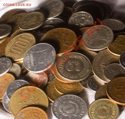 100 иностранных монет БЕЗ ПОРТРЕТОВ. 13.02.2013 - 100 иностранных2