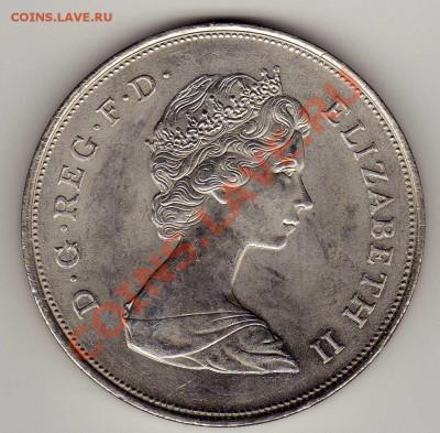 Великобритания крона 1980 Королева-мать до 18.02-22ч (4429) - img952