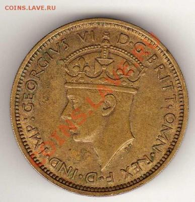 Брит.Зап.Африка шиллинг 1945 до 18.02 в 22.00мск (4551) - img964