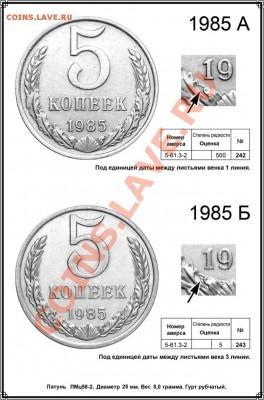 Новейший каталог монет СССР 1961 - 1992 годов. Анонс - Страница 93