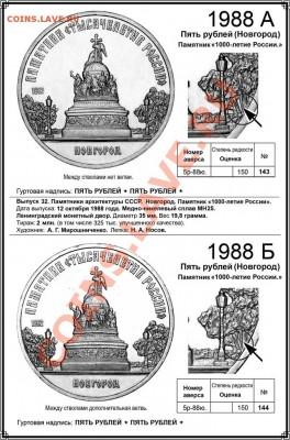 Новейший каталог монет СССР 1961 - 1992 годов. Анонс - Страница 268