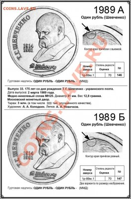Новейший каталог монет СССР 1961 - 1992 годов. Анонс - Страница 270