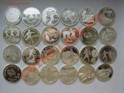>L< 48 монет в СЕРЕБРЕ на тему ФУТБОЛ (оценка) - 21.JPG