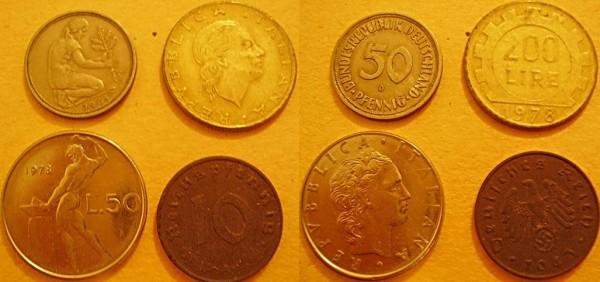 Монеты Польши, Франции, Германии и др. Прошу оценить - Иностранщина.JPG