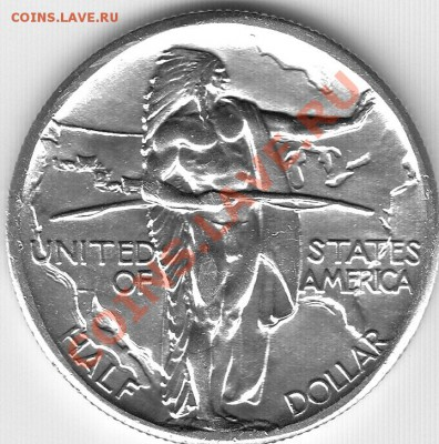Американские коммеморативные полтинники США (1892-1954) - IMG_0001