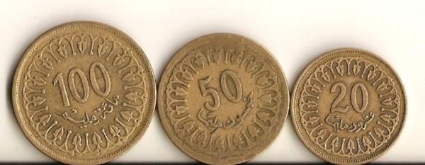 Тунис 100 милли 50 милли 20 милли - сканирование0010