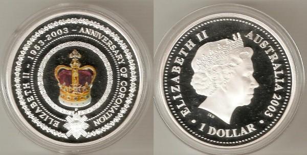 Золотой юбилей коронации - Австралия 2003 до 10.10.08 22:00 - Aus03