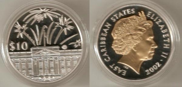 Золотой юбилей коронации - Карибы 2002 до 10.10.08 22:00 - Carib