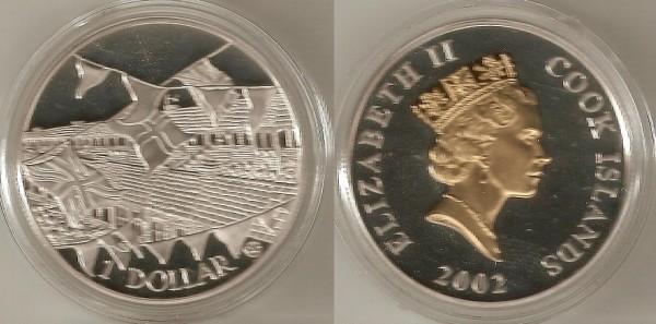Золотой юбилей коронации - о-ва Кука 2002 до 10.10.08 22:00 - Cook02