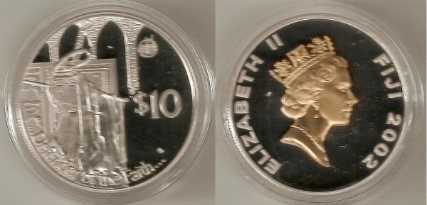 Золотой юбилей коронации - Фиджи 2002 Def до 10.10.08 22:00 - FijiDef