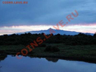 Монеты с ГОРАМИ (любых стран) - Mount_Kenya