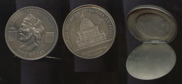 Вопрос американистам по EXPO 1893 - colbox