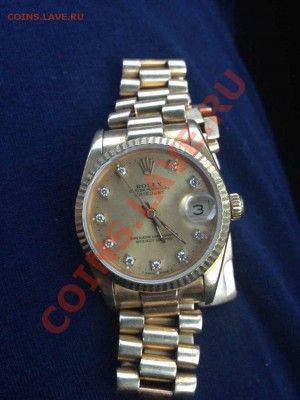 Часы ROLEX - Jc8rFmAJguU