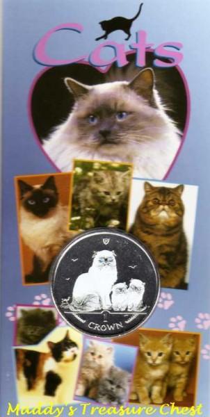 Кошки Остров Мэн - 05Cat-Color-CardFront2