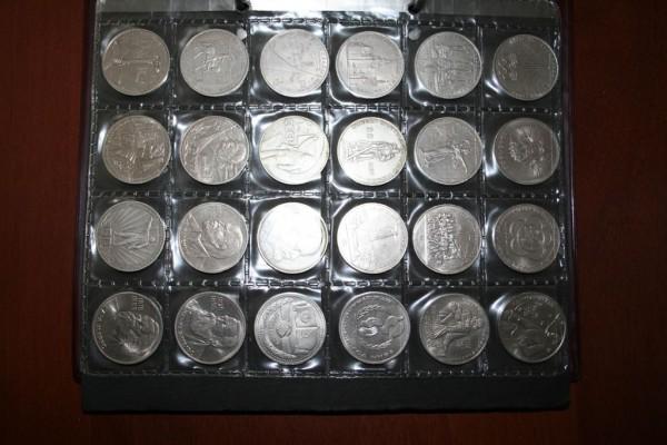 Юбилейка СССР (полн. комплект из 64 монет) в альбоме - IMG_0210