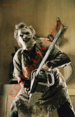 "Игра ""Железная Логика"" - Leatherface-Texas-Chainsaw-Massacre"