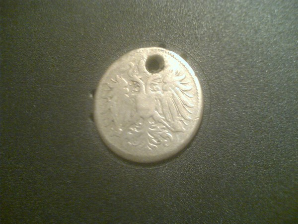 Монета 1916 года. - Фото224