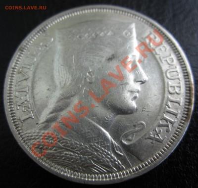 Latvia 5 pieci lati 1931 - прошу помощи в оценке - LAT 5 1931_02.JPG