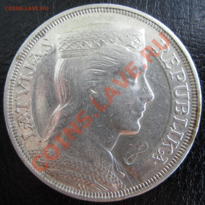 Latvia 5 pieci lati 1931 - прошу помощи в оценке - LAT 5 1931_03.JPG