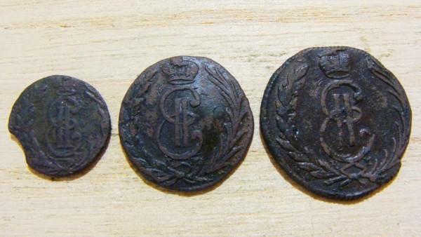 2, 1 копейка Сибирь 1771 г. до 02.11.2008 г. - DSC03107.JPG