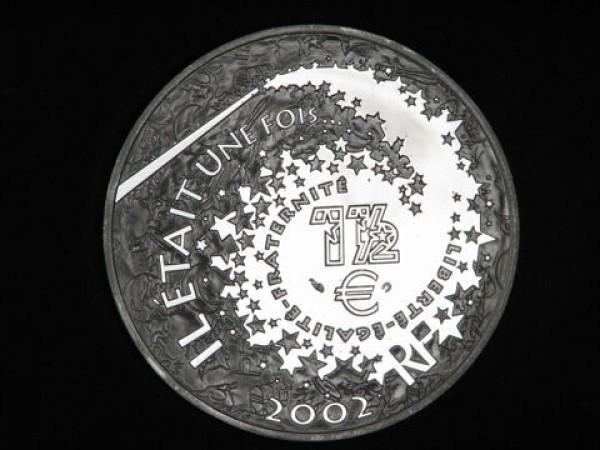 2 евро в серебре - евро2