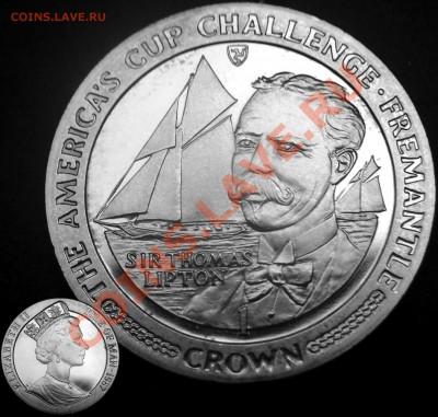 Монеты с Корабликами - мэн.JPG