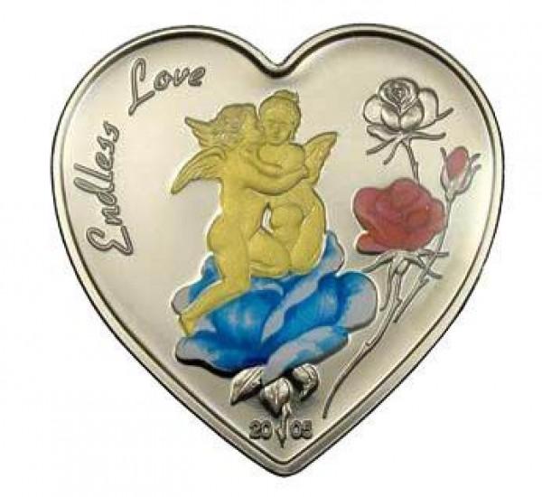 Нужны монеты в форме сердца - Сердце Конго