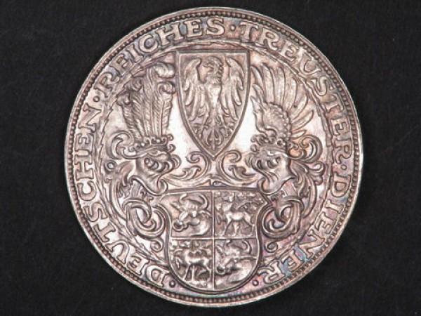 5 марок (медаль?) 1927 D - 5 марок2
