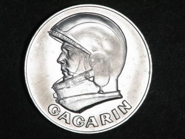 Медаль ГАГАРИН - гагарин1