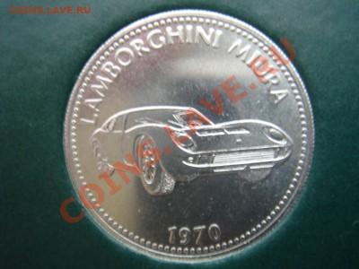 """Набор 20 жетонов """"Автомобили 1886-1970"""" до 30.10.13, 22-00 - Набор жетонов-4.JPG"""